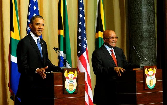 Obama+Zuma